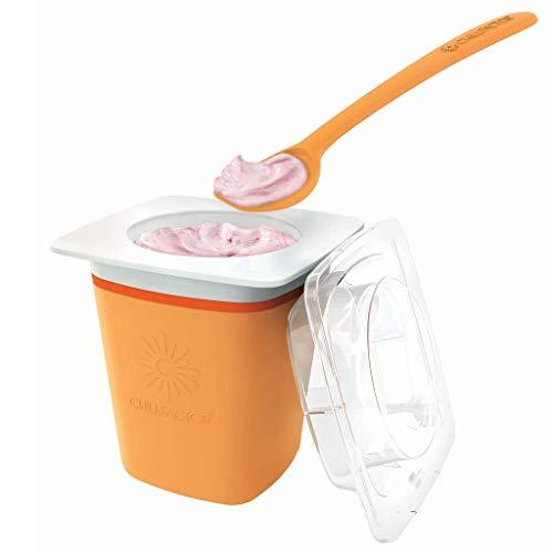 Gelatiera per bambini Magic Freez | Contenitore gelato istantaneo 300 ml | Per fare il gelato in pochi istanti | Alternativa a macchina per gelato
