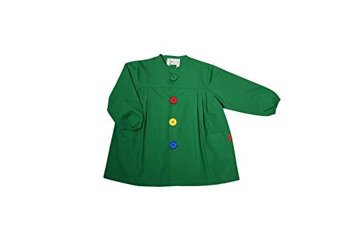 GRUPO MARBLAN BABI Escolar Infantil Liso (Verde, 3)