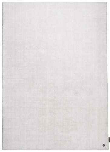 Handgewebter Teppich Shine in Weiß Teppichgröße: 190 x 290 cm
