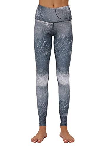 CORAFRITZ Leggings para mujer, de cintura alta, yoga, longitud completa, control de barriga, entrenamiento, con bolsillo