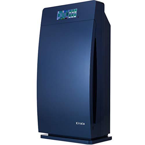 Kirala Air(キララエアー) ハイブリッド空気清浄機 Aria(アリア)   オゾン空間除菌 20畳 ブリリアントブルー