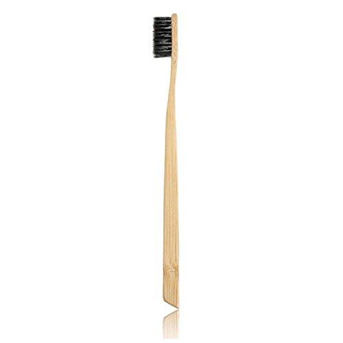First Beauty Brosse à Dents Naturelle en Bambou Toothbrush