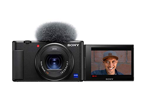 Sony ZV-1 Camera for Content Creators,...