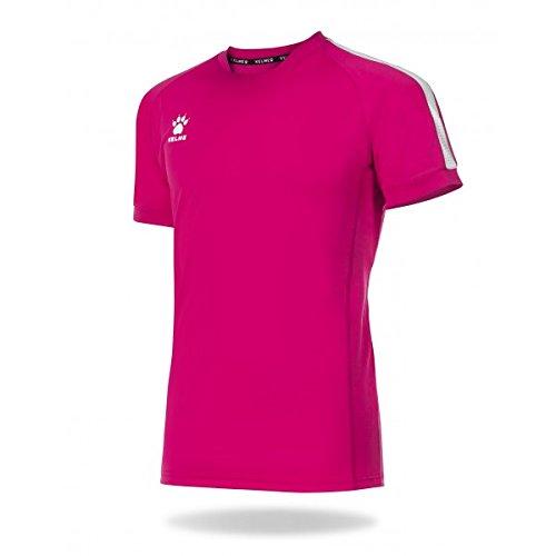 KELME Global Camiseta Fútbol, Hombre, Fucsia, M