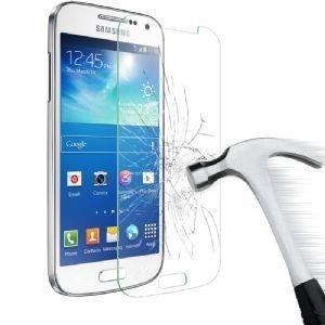 itronik® 9H Hartglas / Panzerglas für Samsung Galaxy S4 Mini i9195 / Displayschutzglas / Tempered / Panzer Glas Display Schutz Folie / Schutzglas / Echte Glas / Verbundenglas / Glasfolie
