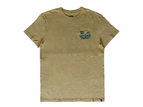 DC Pleasure Palace SS - T-Shirt da Uomo - Colore Sunlight - Taglia M