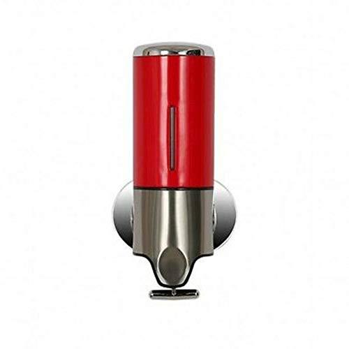 LACKINGONE 500 ml Bagno Cucina Montaggio A Parete Dispenser Bottiglia Shampoo Gel Pompa Nuovo