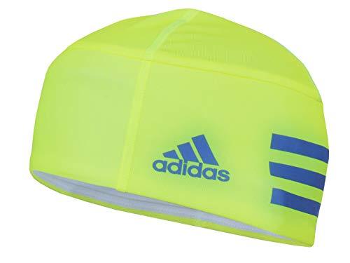 adidas Climalite Beanie Skimütze Langlauf Laufmütze Running Mütze (S (54-56cm))