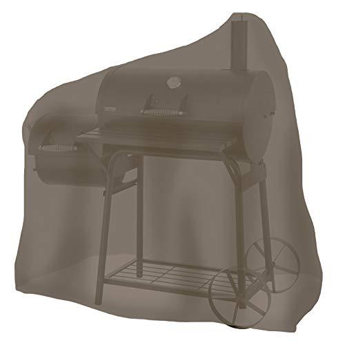 Tepro 8707 Universal Abdeckhaube - für Smoker mittel, taupe