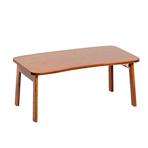 JU FU Outdoor - petite table pliante en bois - camping pour enfants - pliable - table basse pour le thé - poste de travail pour ordinateur | (taille : 70 * 40cm)