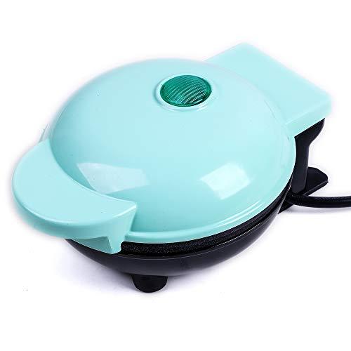 Hovico Mini Electric Waffles Maker Bubble Egg Cake Oven Breakfast Waffle Machine, Premium Non-Stick Plates