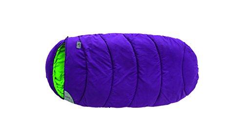 Easy Camp Ellipse Junior Majesty Purple Schlafsäck, Lila, One Size