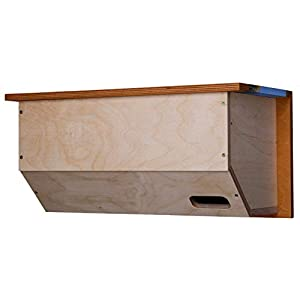 Johnston & Jeff Jonston & Jeff Middleton Swift Nest Box 460x220x220mm