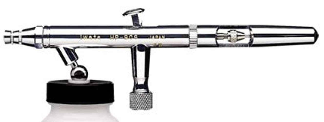 Iwata-Medea Eclipse HP BCS Dual Action Bottle Feed Air Brush ECL 2000