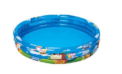 3 Ring Pool 122 cm Kinder Planschbecken Swimmingpool Pool