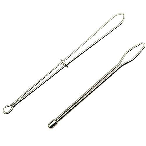outgeek Kordelzug-Einfädler DIY Flexible Nadel Einfach Einfädler Kordelzug Handwerk Werkzeug