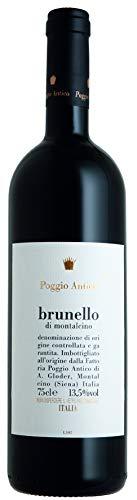 Brunello di Montalcino DOCG tr. 2012 Poggio Antico, trockener Rotwein aus der Toskana