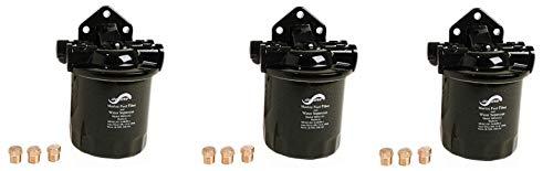 SeaSense Fuel Filter Water Separator (Pack of 3)