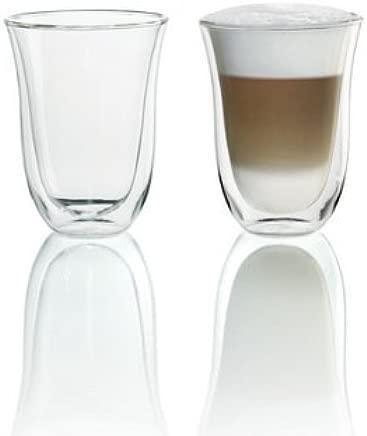 De'Longhi  Latte Coffee Glass 220ML (Glass)