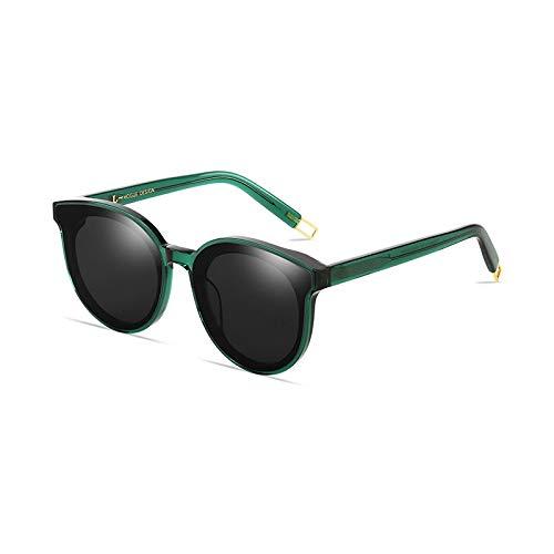 N/T FS Gafas De Sol Polarizadas For Mujeres Clásico Moda Caballeros Gafas De Conducción/Pesca-100% UVA/UVB (Color : C)