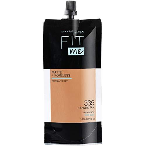(20% OFF) Maybelline Fit Me Matte + Poreless Liquid Foundation $6.40 Deal