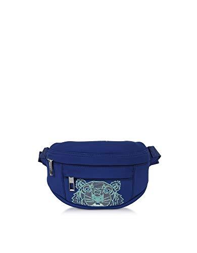 Luxury Fashion | Kenzo Heren FA55SF307F2276 Donkerblauw Elasthaan Heuptas | Lente-zomer 20