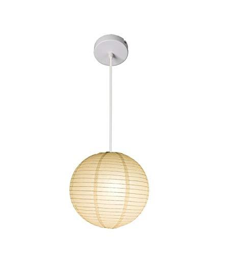 W.Z.H.H.H Lámpara Colgante 2 Color Loft Simple luz Pendiente de la lámpara de la Linterna de iluminación LED Comedor Café Bar Tienda Droplight Candelabro (Body Color : 80119, Size : Gratis)