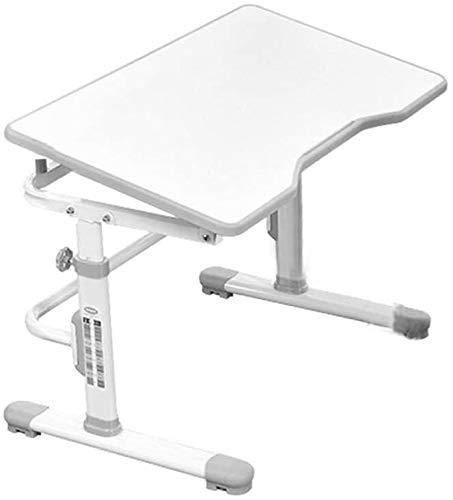 Kinderschreibtisch-Sets Kinder Schreibtisch und Stuhl Set Multifunktionaler Childen Study Table School Student Schreibtisch Buchständer HV Schreibtisch und Stuhl Set (Color : White)