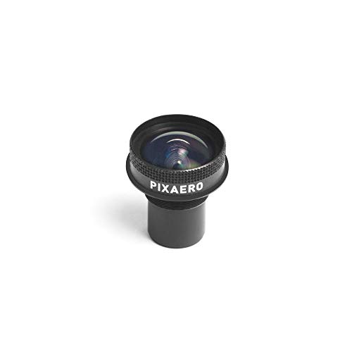 3.4mm Low Distortion 90 Degree Fixed Focus Pixaero Lens for GoPro 5/6/7
