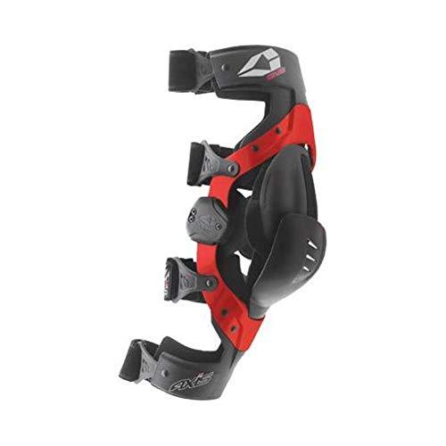 EVS Sports Axis Sport Knee Protection PAIR Adult, M, Black, Größe Medium