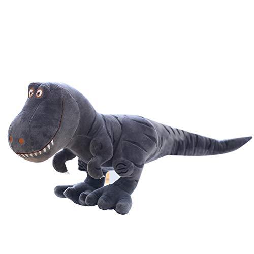 YEKKU Juguete de Peluche de Dinosaurio, simulación de Dinosaurio Grande, Tyrannosaurus, dragón, muñeco de Peluche Suave y Bonito, muñecos de Dinosaurio de Peluche para Regalos de bebés, 40 cm