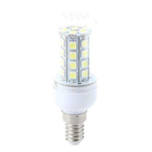 SODIAL(R) Bombilla Lampara Luz Blanco E14 7W 36 LED 5050 SMD AC 220V Bajo Consumo Casa