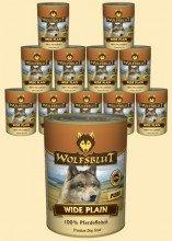 Warnicks Tierfutterservice Wolfsblut Wide Plain Pure 12 x 395 g