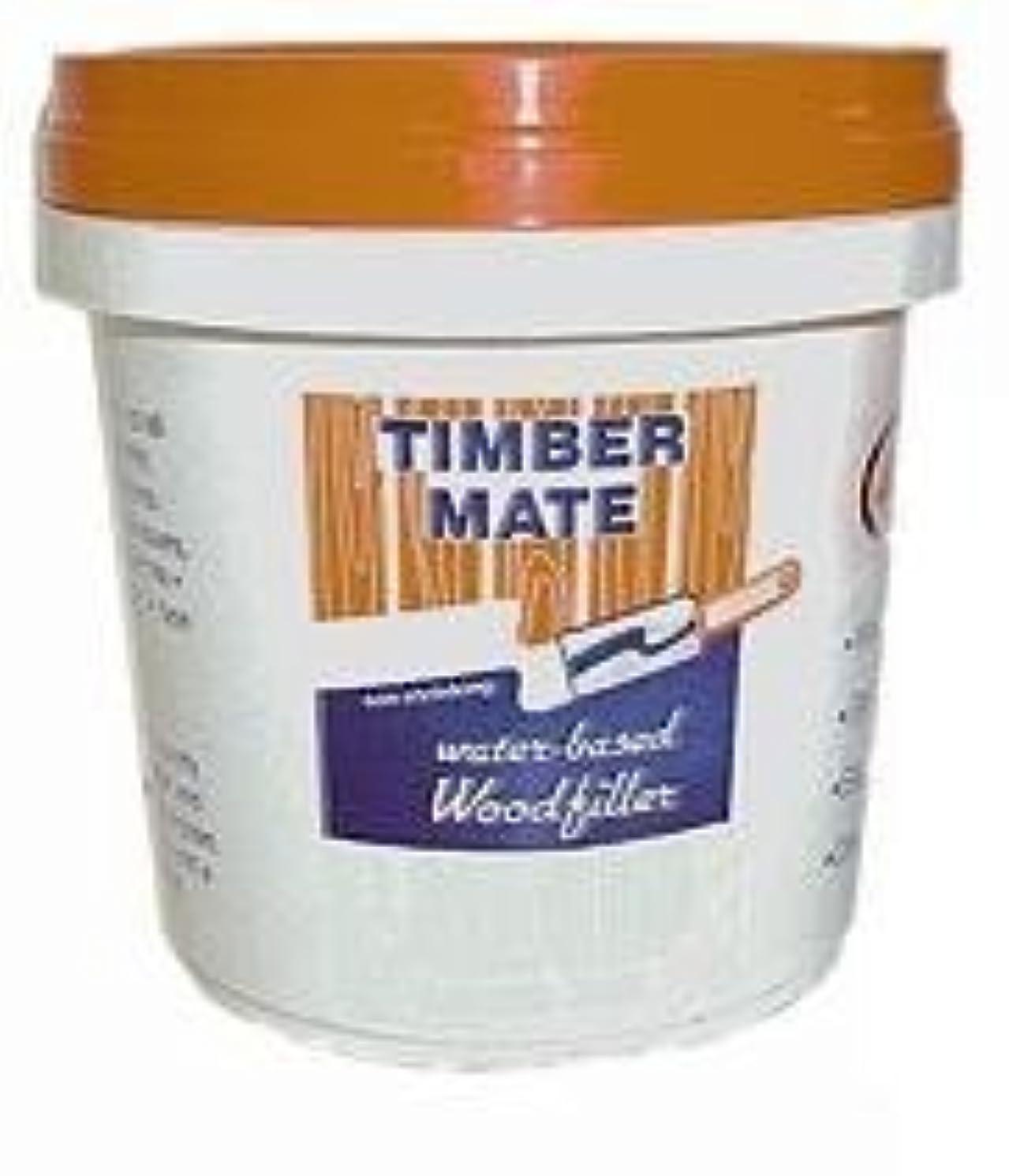 Timber Mate Wood Filler, White Oak, 1 Quart