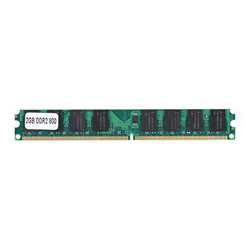 Memoria DDR2, RAM de Memoria DDR2 2G 800MHz, RAM de Memoria PC2-6400 para Escritorio