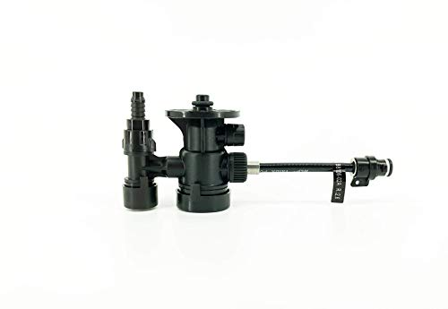 EcoFlush B8106-02 / B8106-02A Upper Supply Assembly Including Quick Couple Supply Hose- Replacement Only