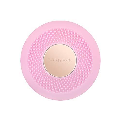 FOREO Ufo Mini 2 Dispositivo De Mascarillas Power De Calidad Spa Para Un Tratamiento Facial Mejorado, Pearl Pink