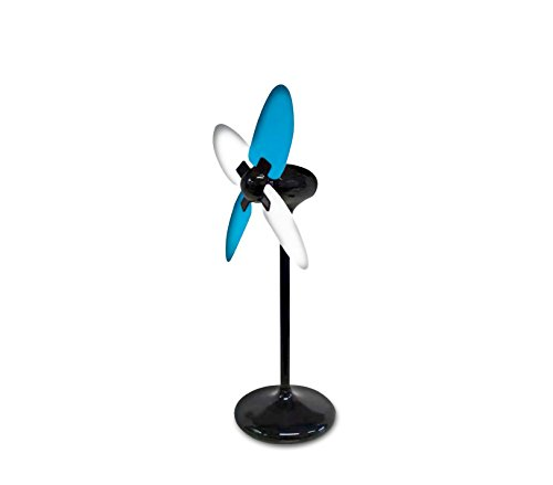 Mini ventilatore usb 70605 Vinco STAR alimentazione 2 W USB in soft pvc 4 pale. MEDIA WAVE store
