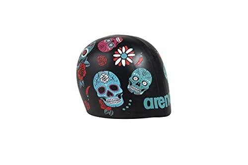 ARENA Poolish Moulded Swim Caps, Adultos Unisex, Naranja, TU