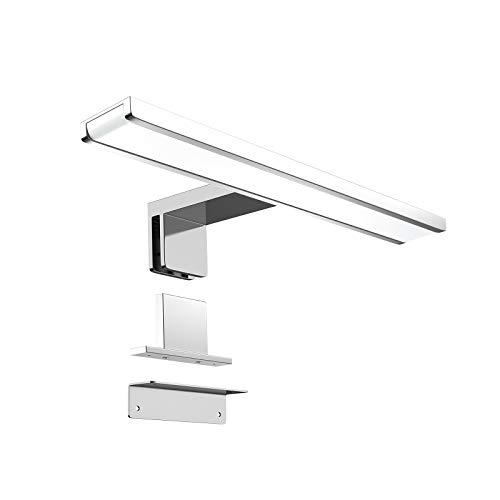 Monzana LED Spiegelleuchte 30cm tageslichtweiß 6W Spiegellampe Schrankbeleuchtung Schranklicht Schminklicht Badlampe
