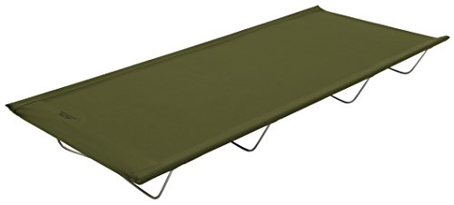 ALPS Mountaineering Lightweight Cot, Green, 30 inches X 74 inches X 7.5 inches (8201017)