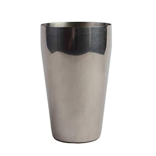 Markcur - Glacette per vino e spumante, in acciaio INOX 500 ml 500 ml
