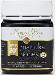 Happy Valley UMF 20+ (MGO 829+), Manuka roher Honig, 250g