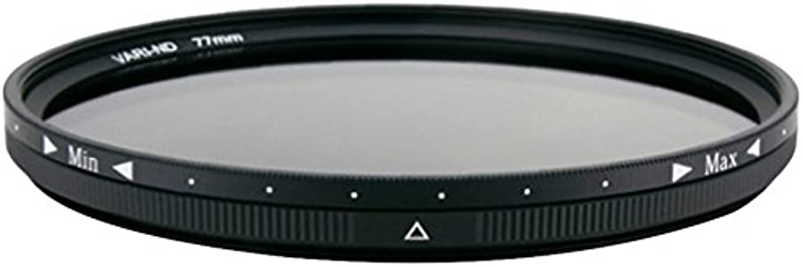 Marumi ND2-ND400 77mm DHG Variable Filter...