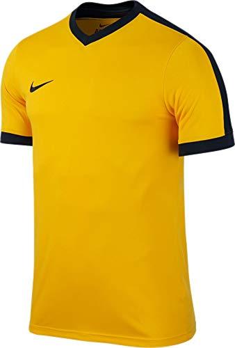NIKE SS Striker IV JSY Camiseta del Fútbol, Hombre, Oro_Nero_Bianco, XXL