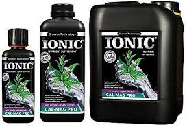 IONIC - Cal-Mag Pro Calcium Growth Enhancer Plant Additives Hydroponics (1L)