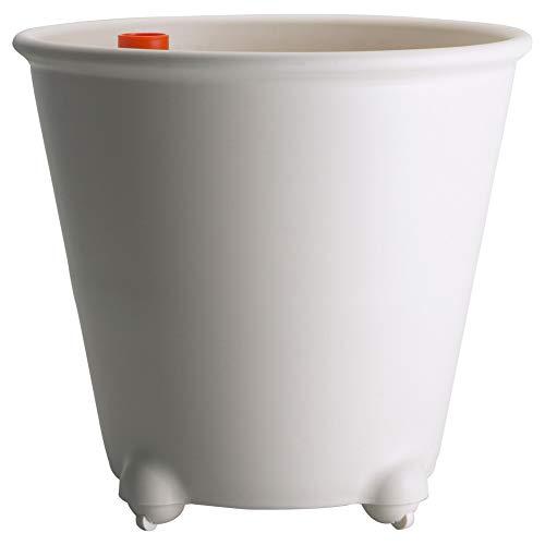 IKEA PS FEJO Selbstbewässernde Pflanzkübel weiß