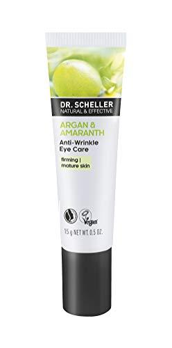 Dr. Scheller Arganöl & Amaranth Anti Falten Augenpflege, 15 ml