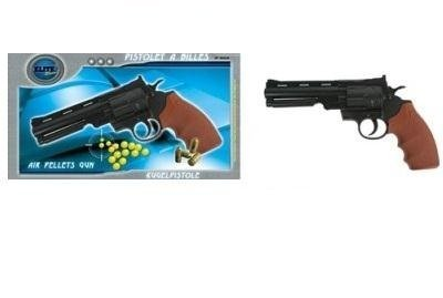 G8DS® Softair Softair Pistole Revolver <0,5 Joule 6mm Colt Cowboy