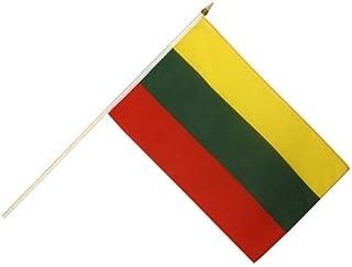 Akacha pins pin Badge pins Metal avec Pince Papillon Drapeau Lituanie lituanien